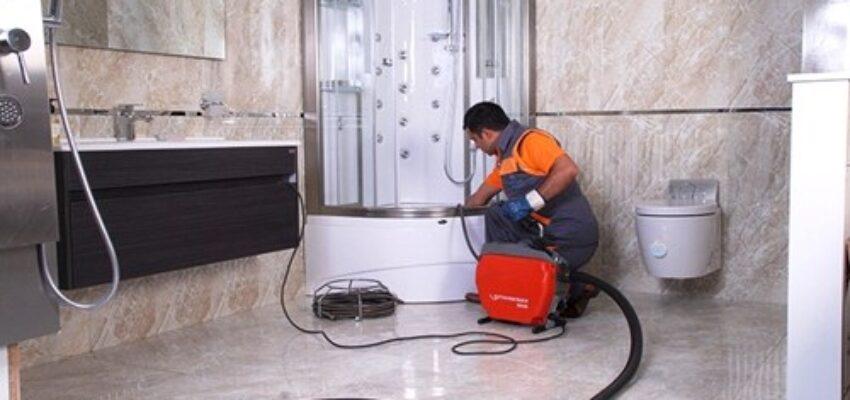 Banyo küveti su kaçakları tespiti