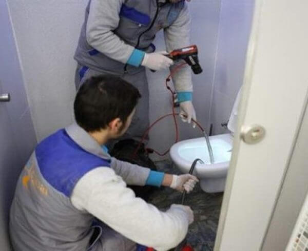 Bursa Tuvalet Tıkanıklığı Açma